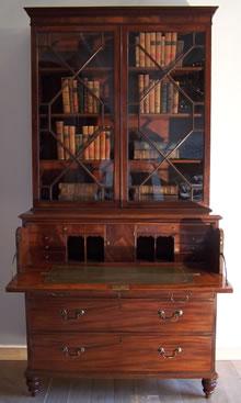 Antiek Bureau Klein.Antiek Encyclopedie Antieke Meubelen